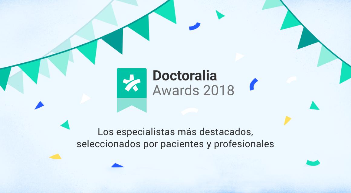 doctoralia awards 2018