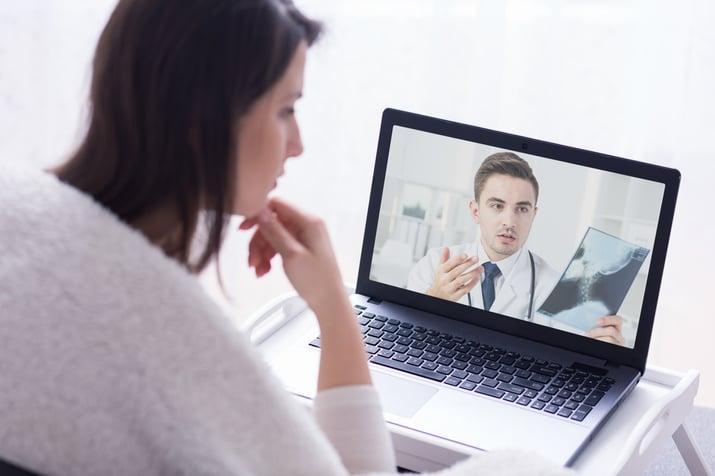 consultas en línea por videollamada