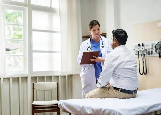 lenguaje del cambio en los pacientes
